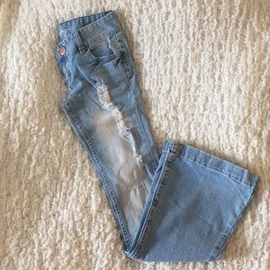 Amethyst Denim Jeans
